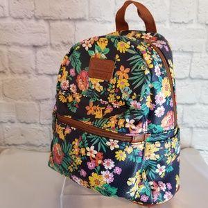 Loungefly Pokemon Starter Tropical Mini Backpack